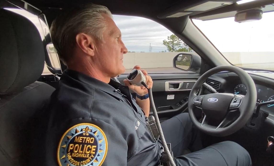 MNPD Officer Johnson
