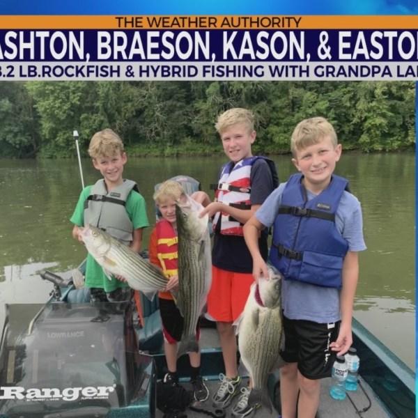 Oct. 23 Fishing Funtacular