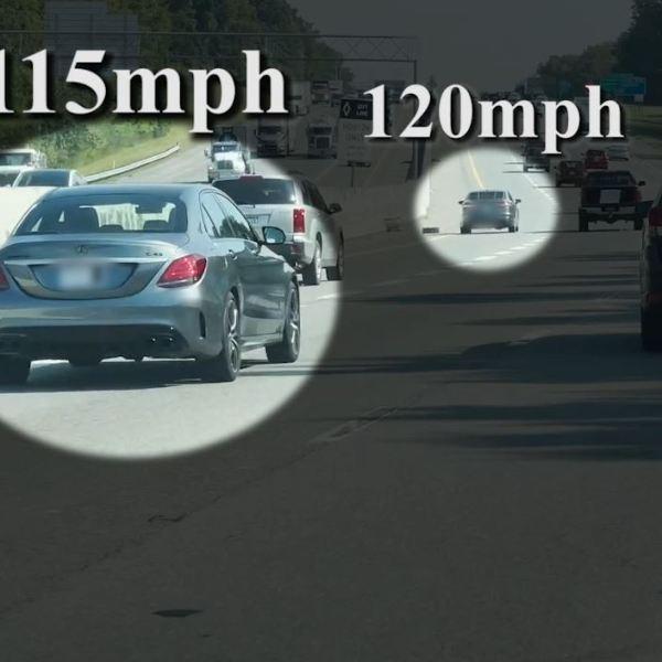 THP speeding